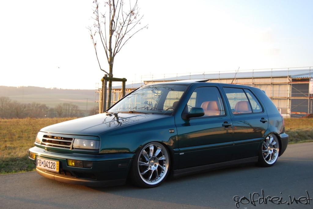 '95 Volkswagen Golf Mk3